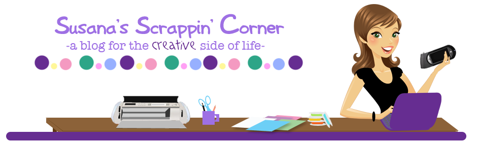 Susana's Scrappin' Corner