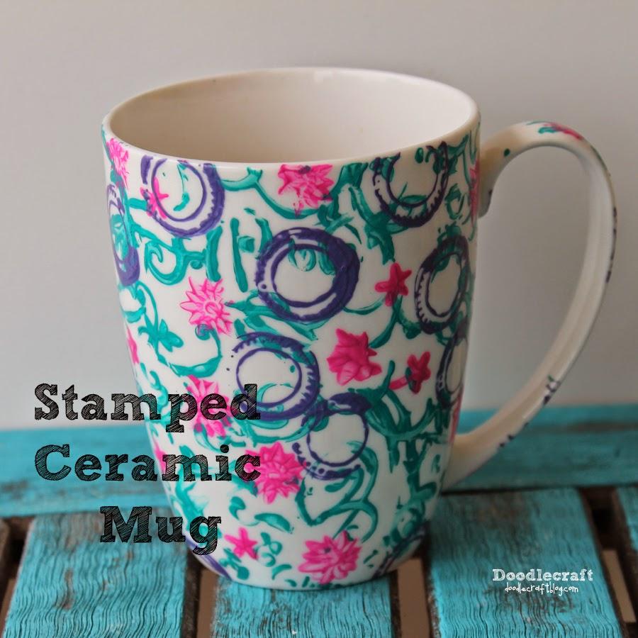 Ceramic mug painting ideas the - Ceramic mug painting ideas ...