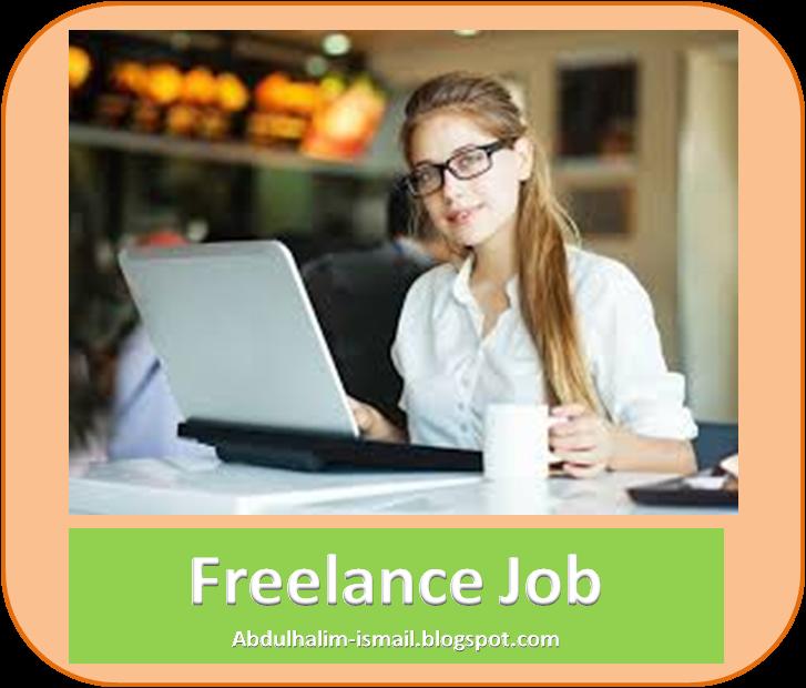 7 kerja freelance popular