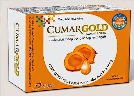 Nano Curcumin & Cumargold có tốt không? Giá bao nhiêu?