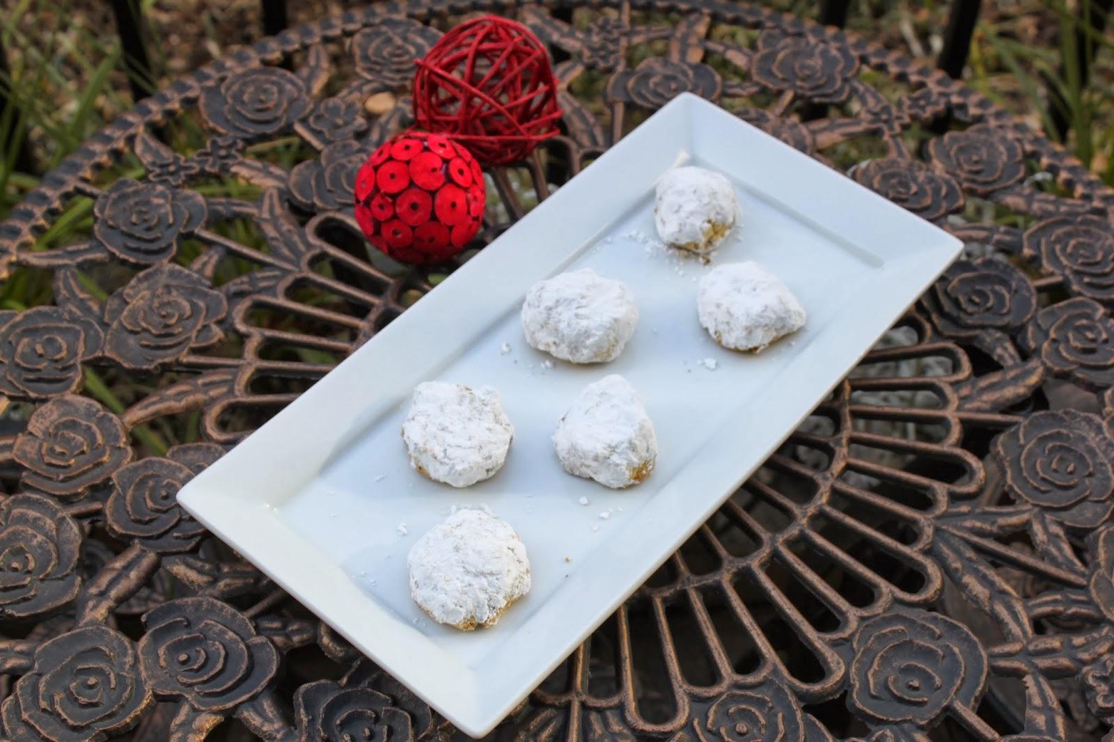 Life S Too Short To Skip Dessert Pistachio Snowball Cookies