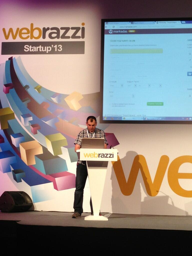 Webrazzi Startup'13 Bitti: İşte 6 Yeni Girişim | Startup'13 Özeti