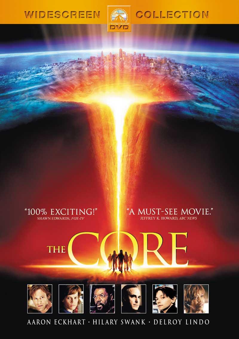 The Core (2003) tainies online oipeirates