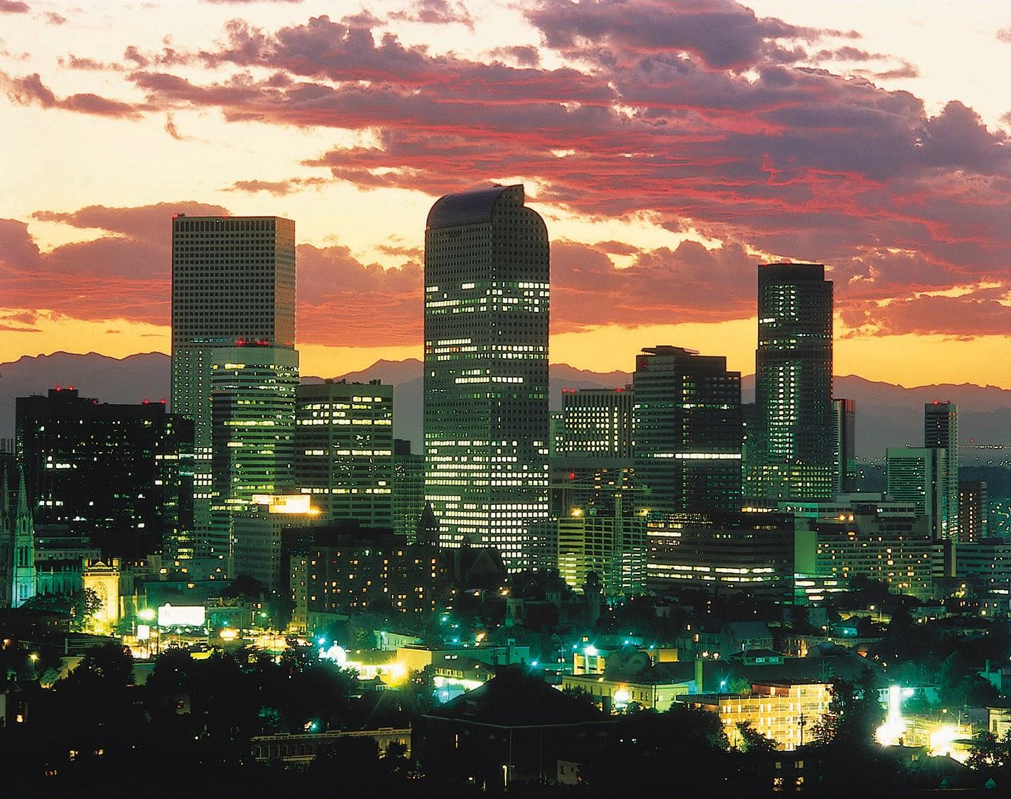 Viaje para Denver  Colorado  Descubra a América