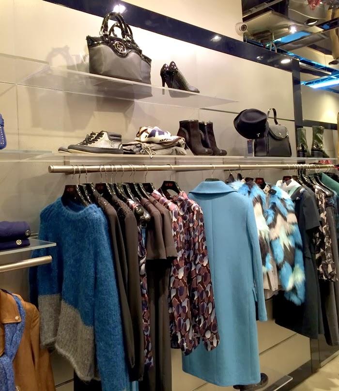בלוג אופנה Vered'Style קולקציית ארמני ג'ינס לחורף 2014