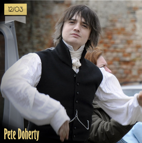 12 de marzo | Pete Doherty - @petedoherty | Info + vídeos