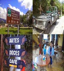 Parada Obrigatória Para o Cafezinho na Serra do Piloto