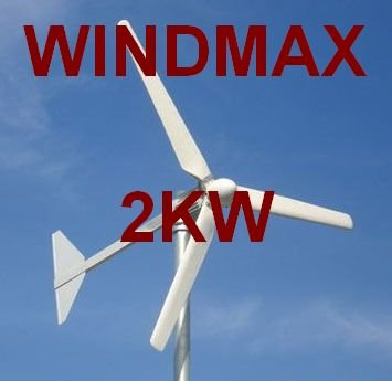 Home Wind Turbine 2kw/48V - wind generator for home use product image