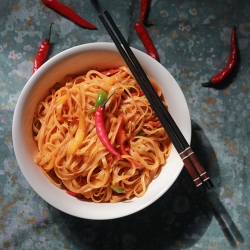 extra spicy noodle recipe
