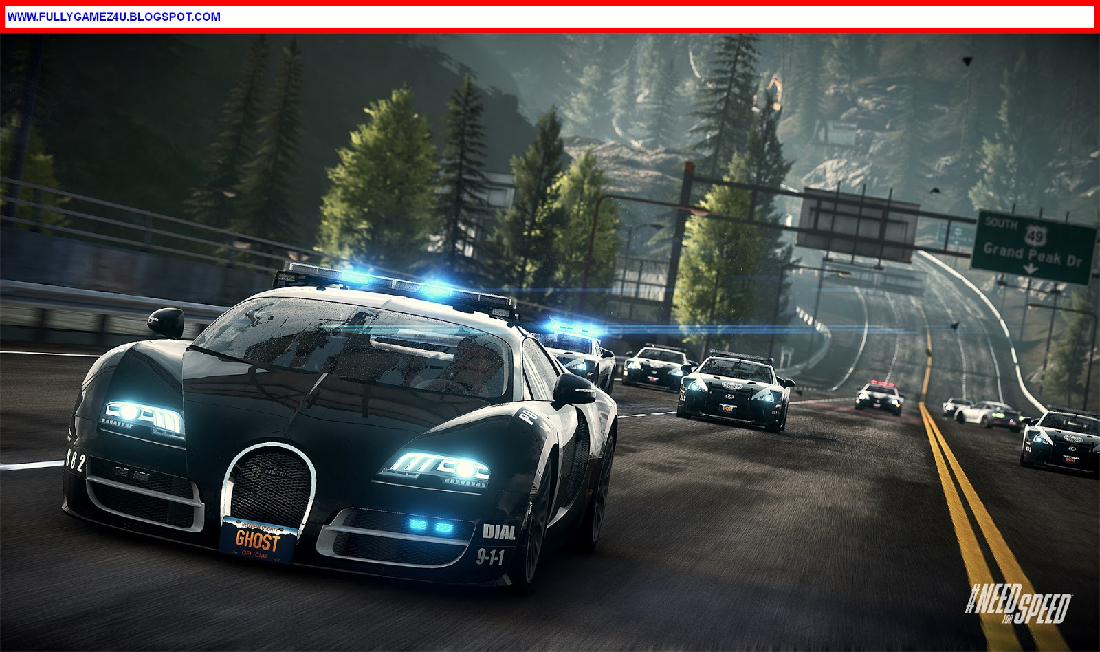 Download Need For Speed Rivals Game 100% Working