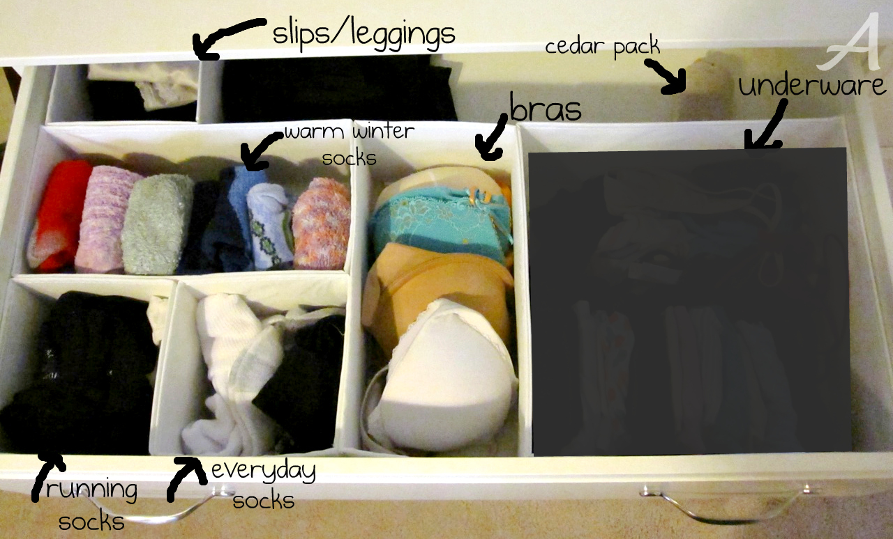 Getting Organized U2014 How To Organize Your Closet U0026 Dresser!!