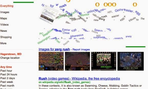 Google Zerg Rush