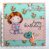 Little Miss Muffet DT - Polka Dot Pals release day