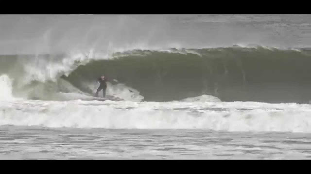 Dale Staples Skeleton Bay One Last Winter Swell