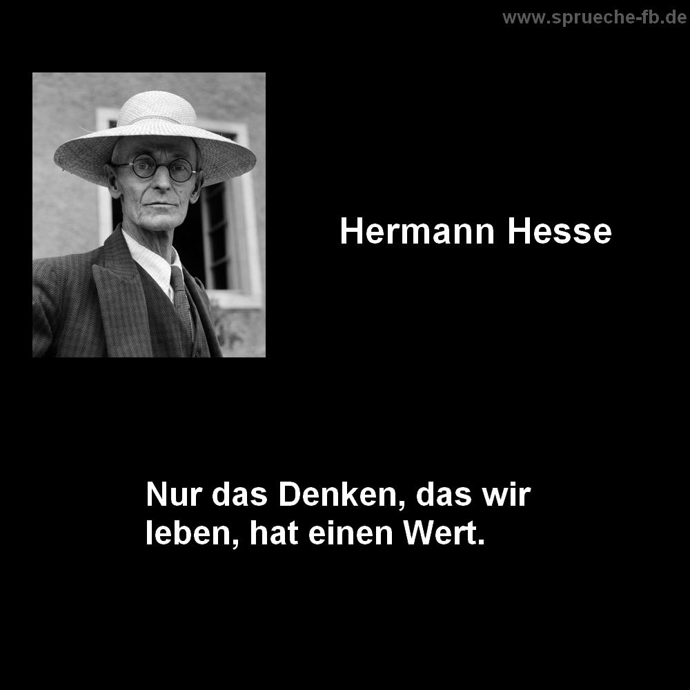 Hermann hesse zitate leben