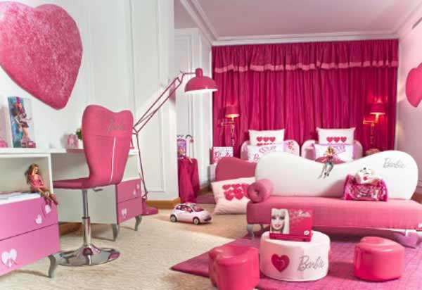 Interior Design Decorating Ideas Barbie Doll Interior