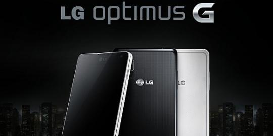 Spesifikai Lengkap TEKNOLOGI LG Optimus G