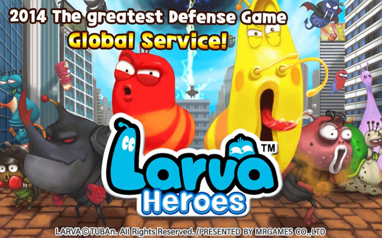 Larva Heroes Lavengers 2014 v1.1.3 Mod Apk Full İndir