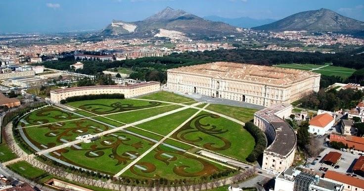 Ville palazzi signorili e dimore storiche i giardini pi for Ville vacanze italia
