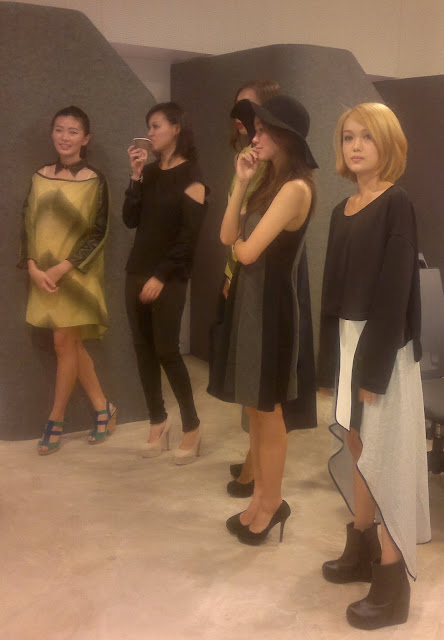 Noel Caleb, Fashion in a City, Avalon, Marina Bay Sands, fashion Show, 29 June, Singapore, Taiwan, Chun Ting Liu, fitting session, the Co, 75 High Street