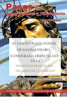 EL CRISTO DE SAN DAMIÁN DE PALOMA PÁJARO