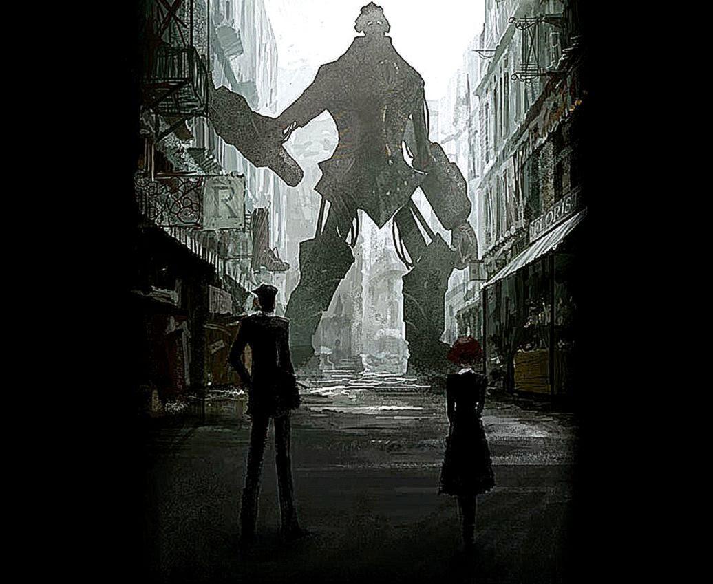amazing monster anime wallpaper hd desktop | background wallpaper