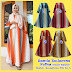 Gamis Twiscone Polka (Busui Zipper)