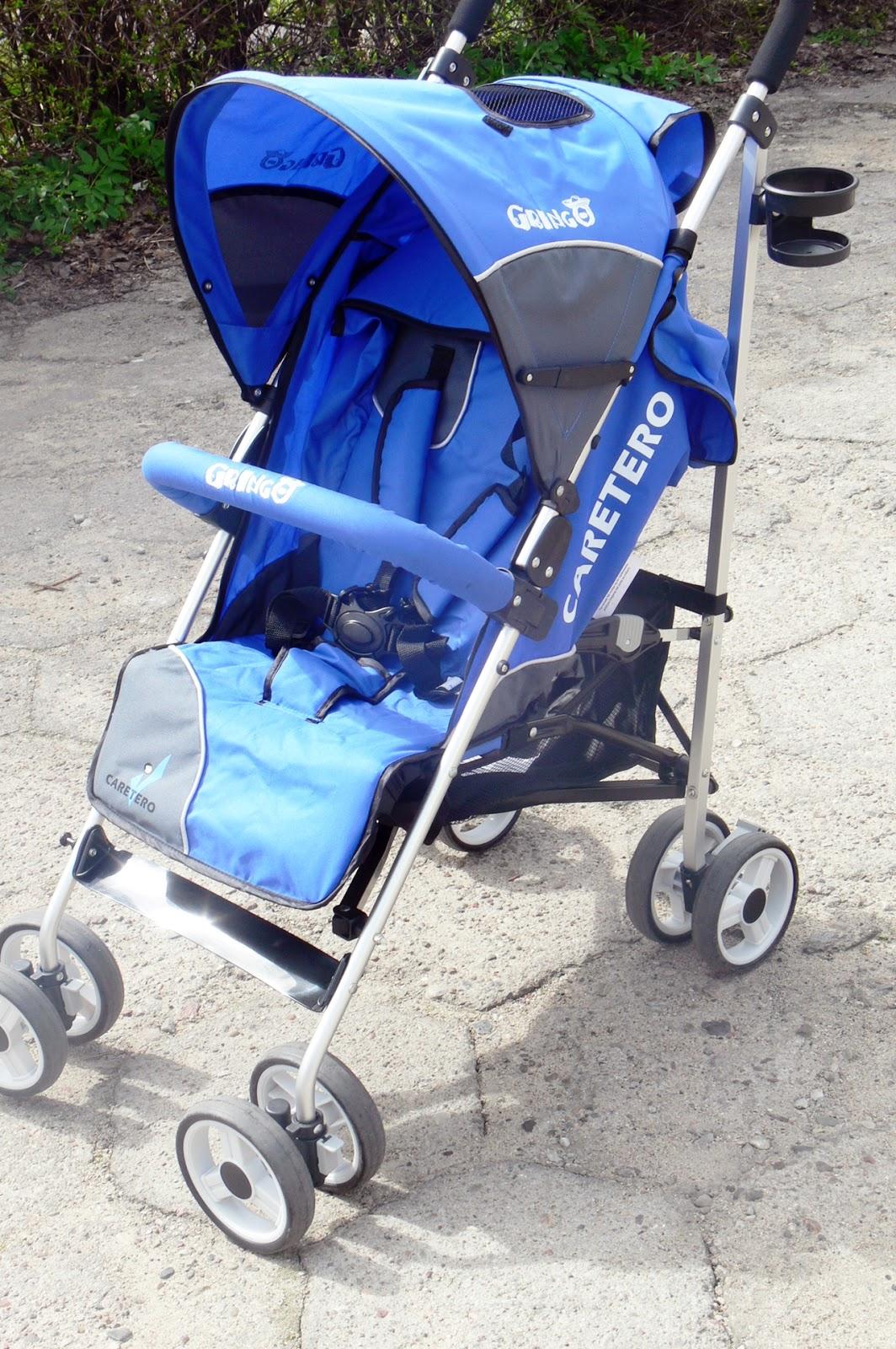wózek Caretero Gringo zdjęcie