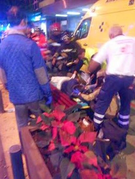 Un muerto en Las Palmas GC por temporal Canarias