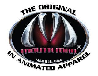 Mouth Man Logo