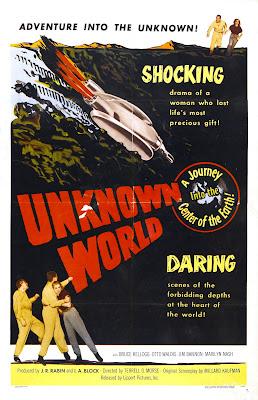 Retro Sci-Fi Weekend: 'Unknown World'