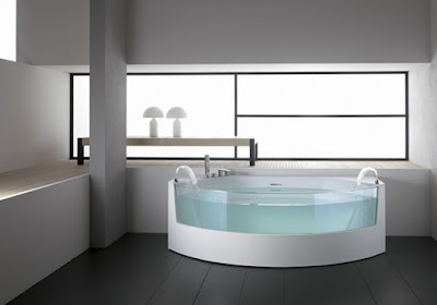 Interior Decoration Modern Bathroom Design