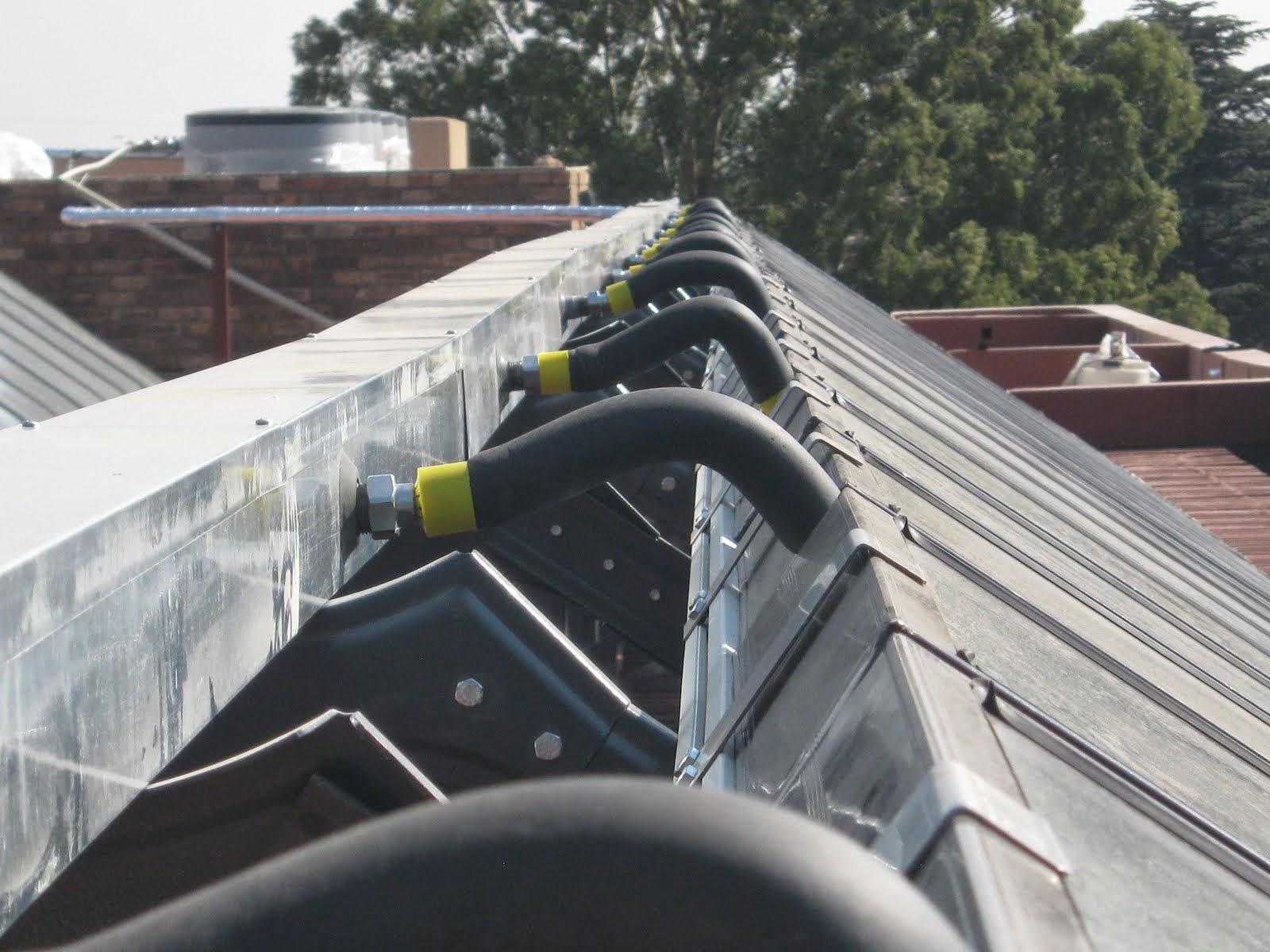 güneş enerji kollektörleri