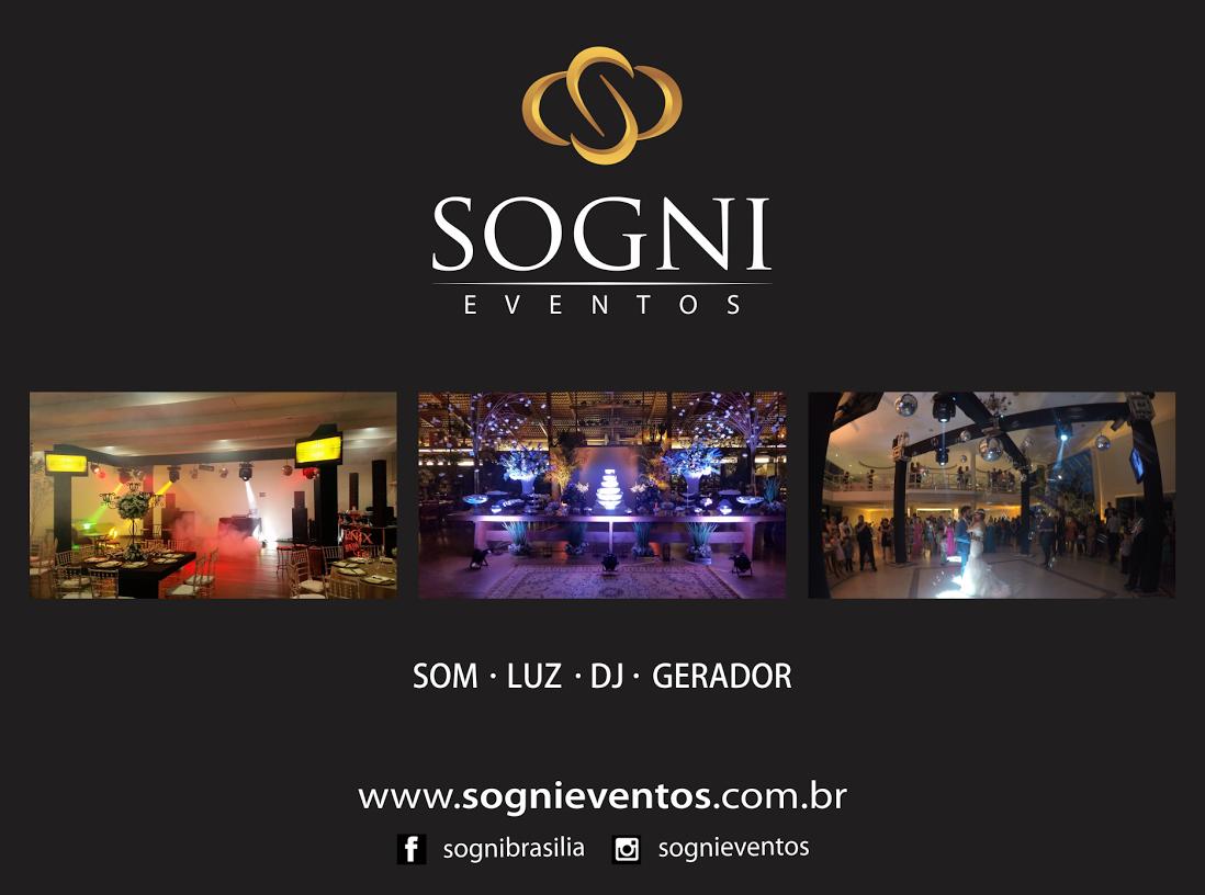 Som • Luz • DJ • Gerador