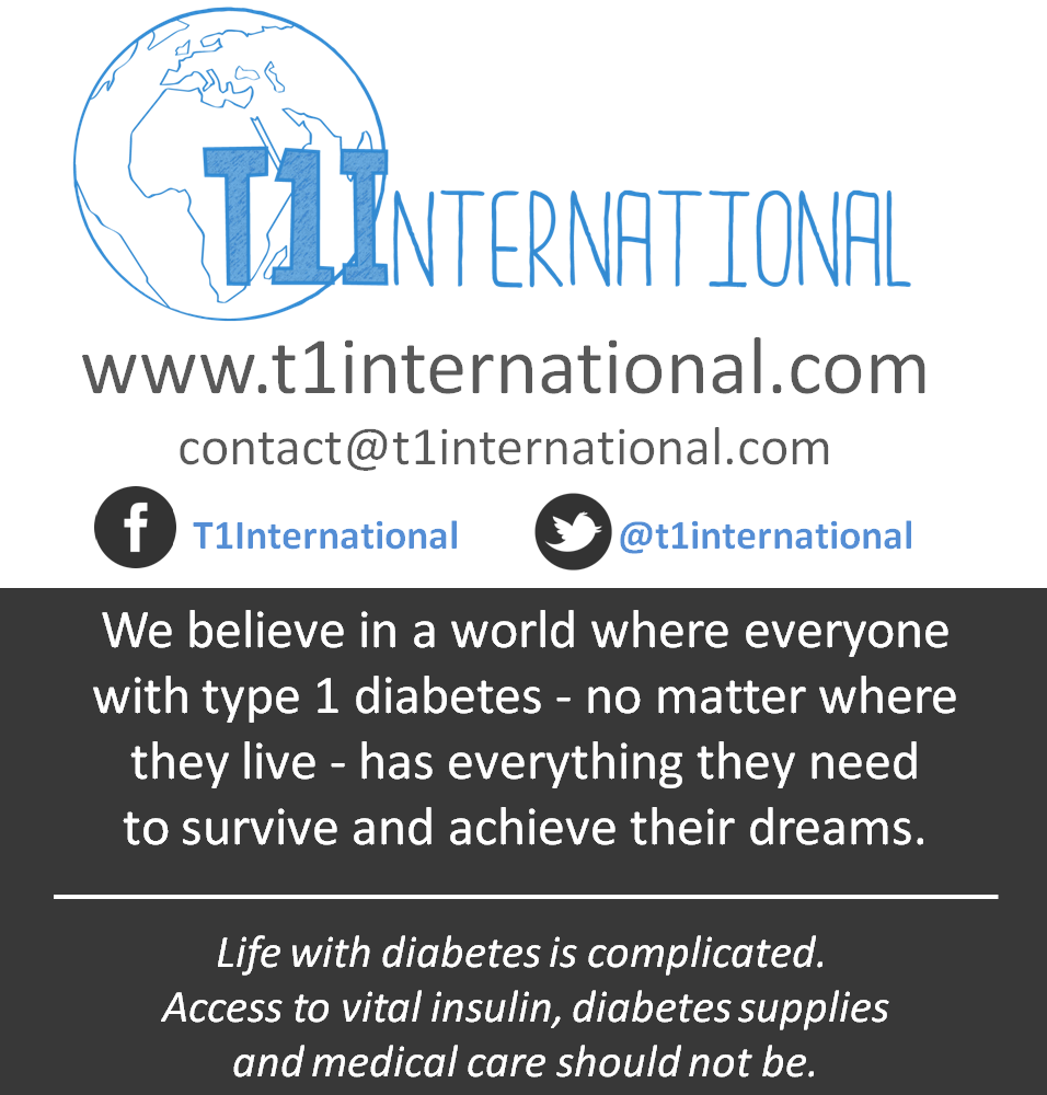 Support Type 1 Diabetes