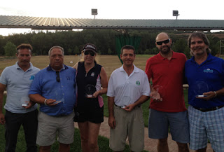 Torneo Concello de MOnforte de Lemos en Golf Rio Cabe