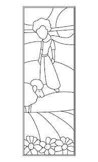 Stained Glass - Free Patterns