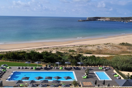 Martinhal Beach Resort Hotel Sagres Portugal Set At On The Wild South West Coast Of S Algarve Is