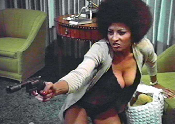 coffy pam grier with - photo #14