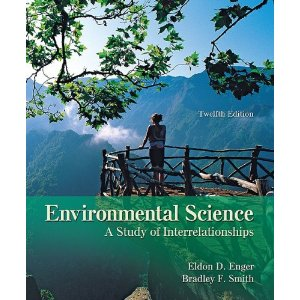 Environmental Science Enger 12th Edition