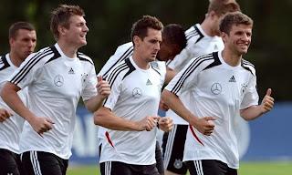 Skuad Pemain Sepakbola Timnas Jerman Di Euro 2012