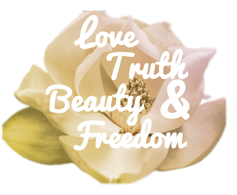 LOVETRUTHBEAUTYandFREEDOM
