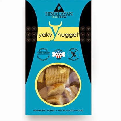 HIMALAYAN DOG CHEW, YAKY NUGGETS 4 OZ