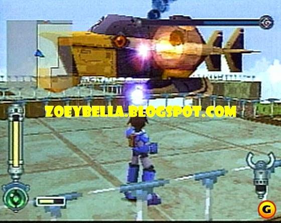 Download Game Megaman Legends 2 PS1