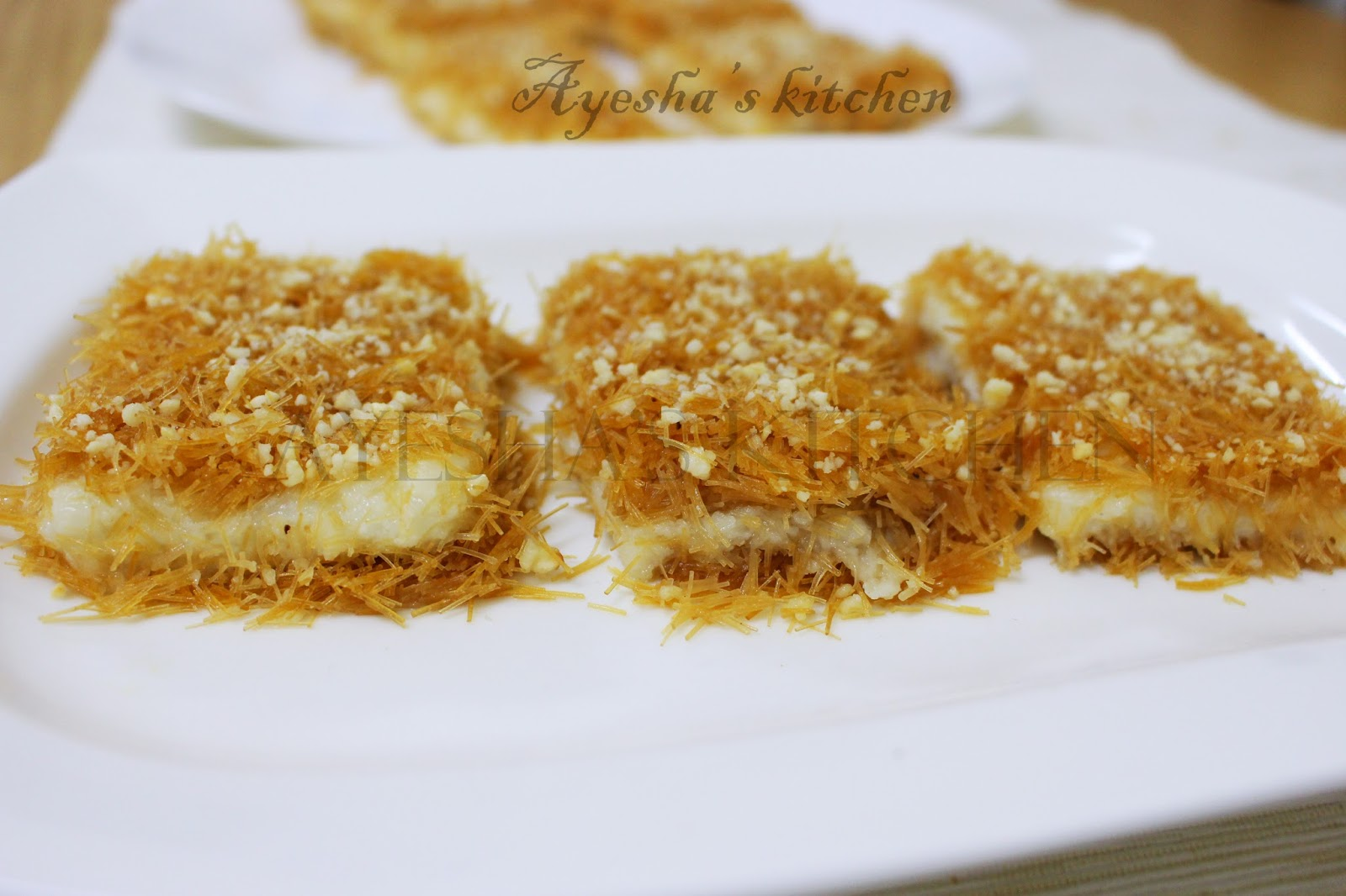 Easy arabic dessert recipes