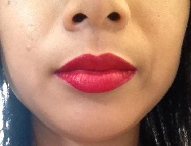 Amateur older lips