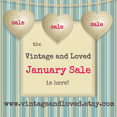 The Vintage and Loved Sale