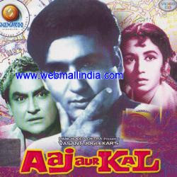 Aaj Aur Kal 1963 Hindi Movie Watch Online