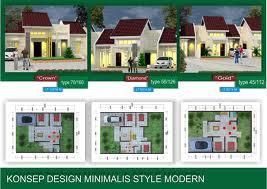 design minimalis style modern
