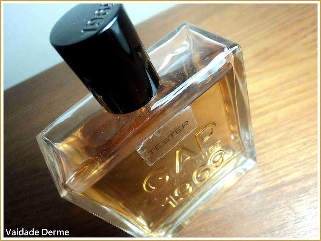Perfume Masculino Gap 1969 Man Amadeirado
